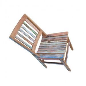 Cadeira com patina