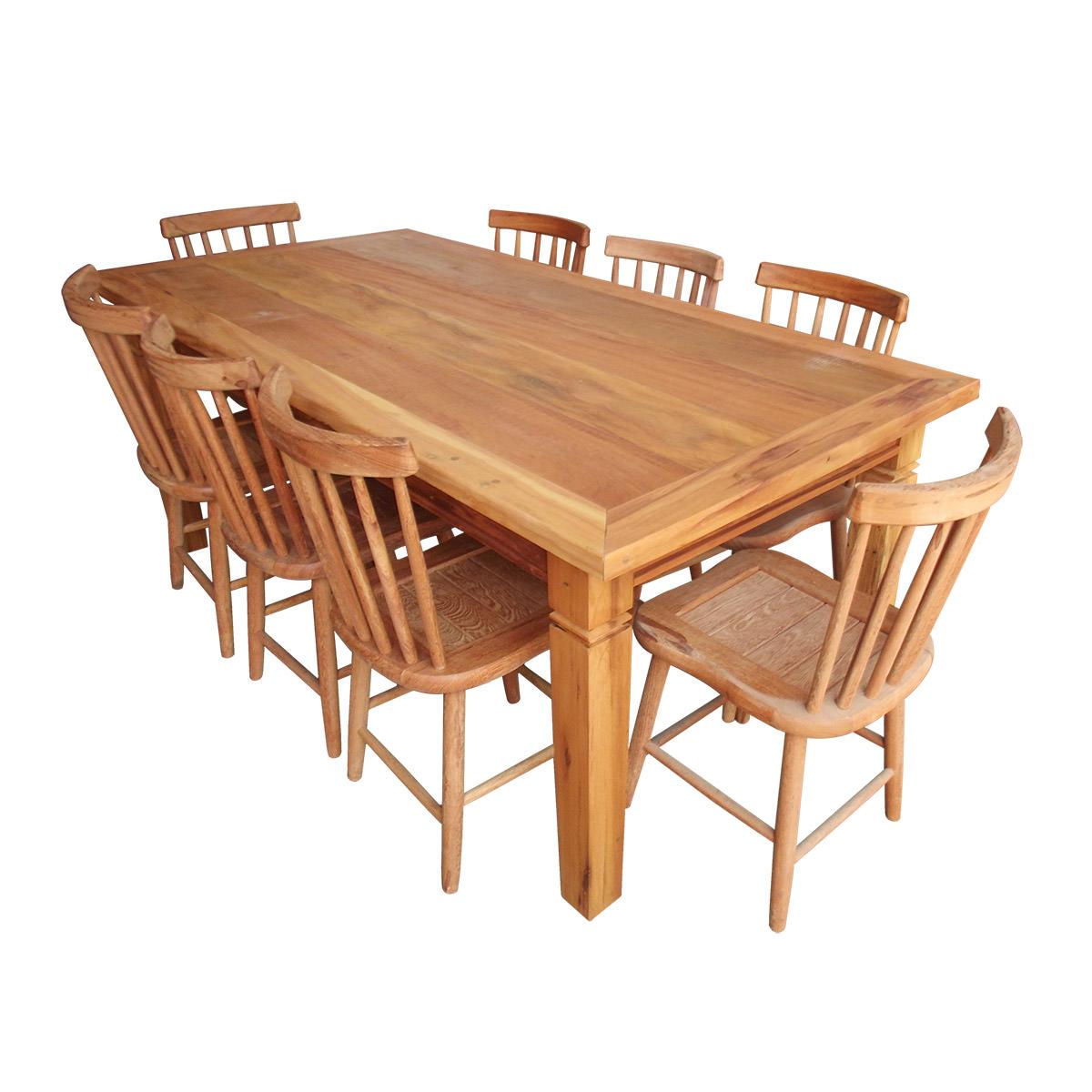 Início / Conjunto De Mesa / Conjunto De Mesa Com 8 Cadeiras #AA6621 1200x1200